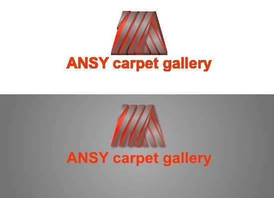 Лого для галереи ковров ручной работы - дизайнер markosov