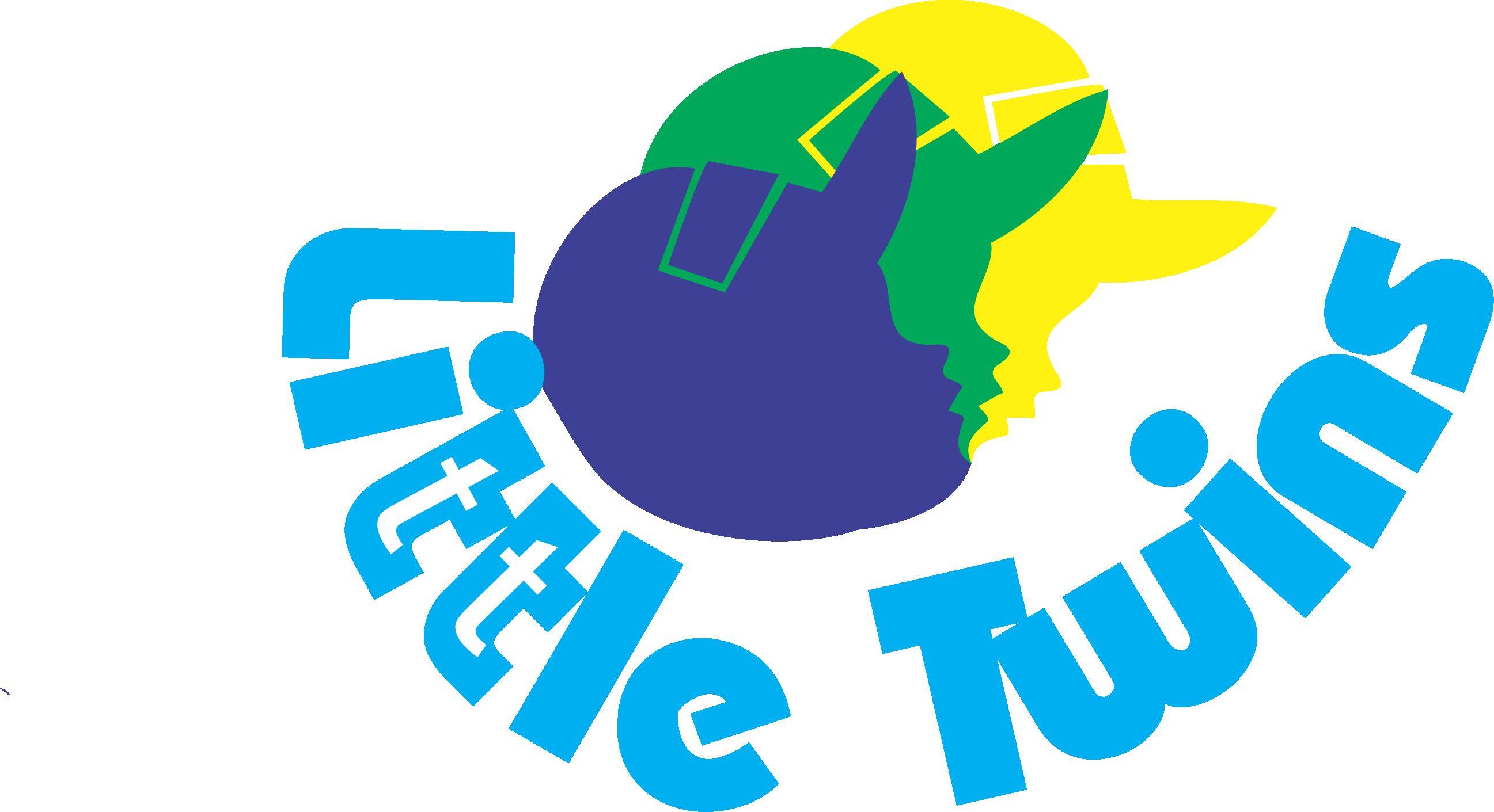 Логотип детского интернет-магазина для двойняшек - дизайнер rinatrahimov91