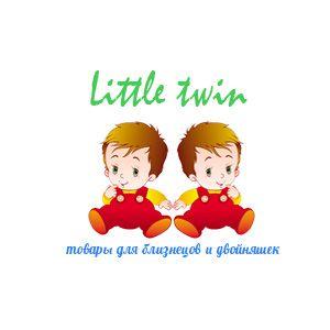 Логотип детского интернет-магазина для двойняшек - дизайнер Sirariel