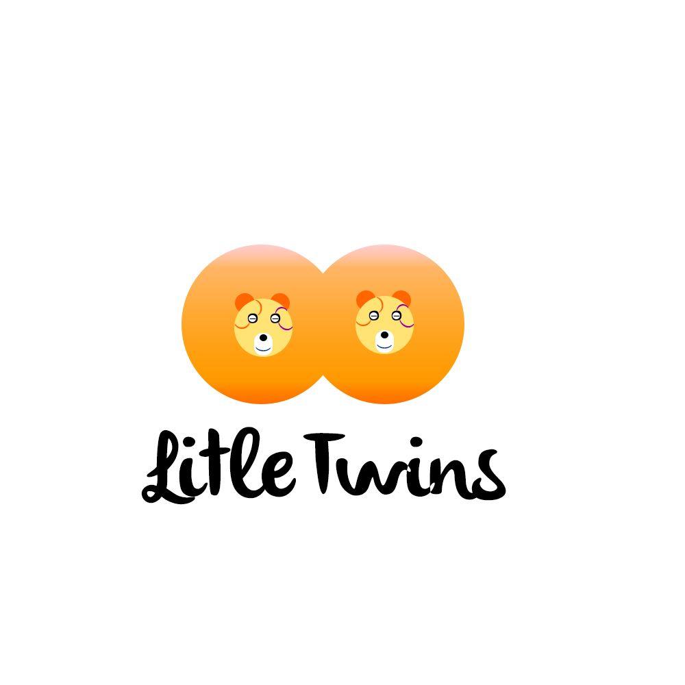 Логотип детского интернет-магазина для двойняшек - дизайнер optimuzzy