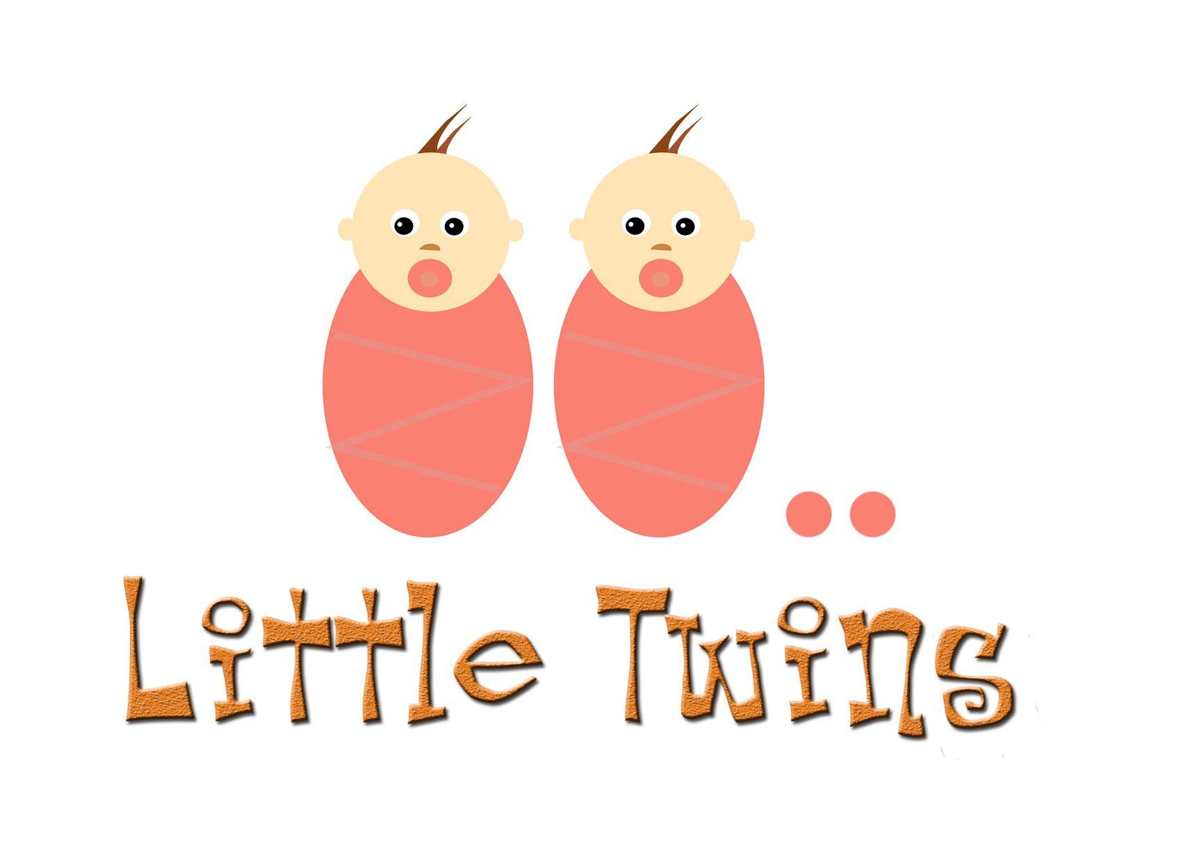 Логотип детского интернет-магазина для двойняшек - дизайнер mara