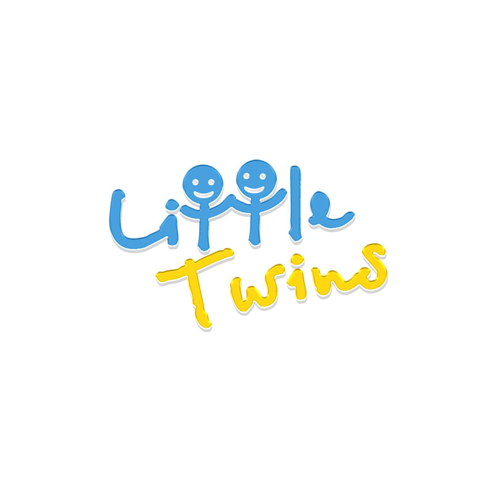 Логотип детского интернет-магазина для двойняшек - дизайнер Green