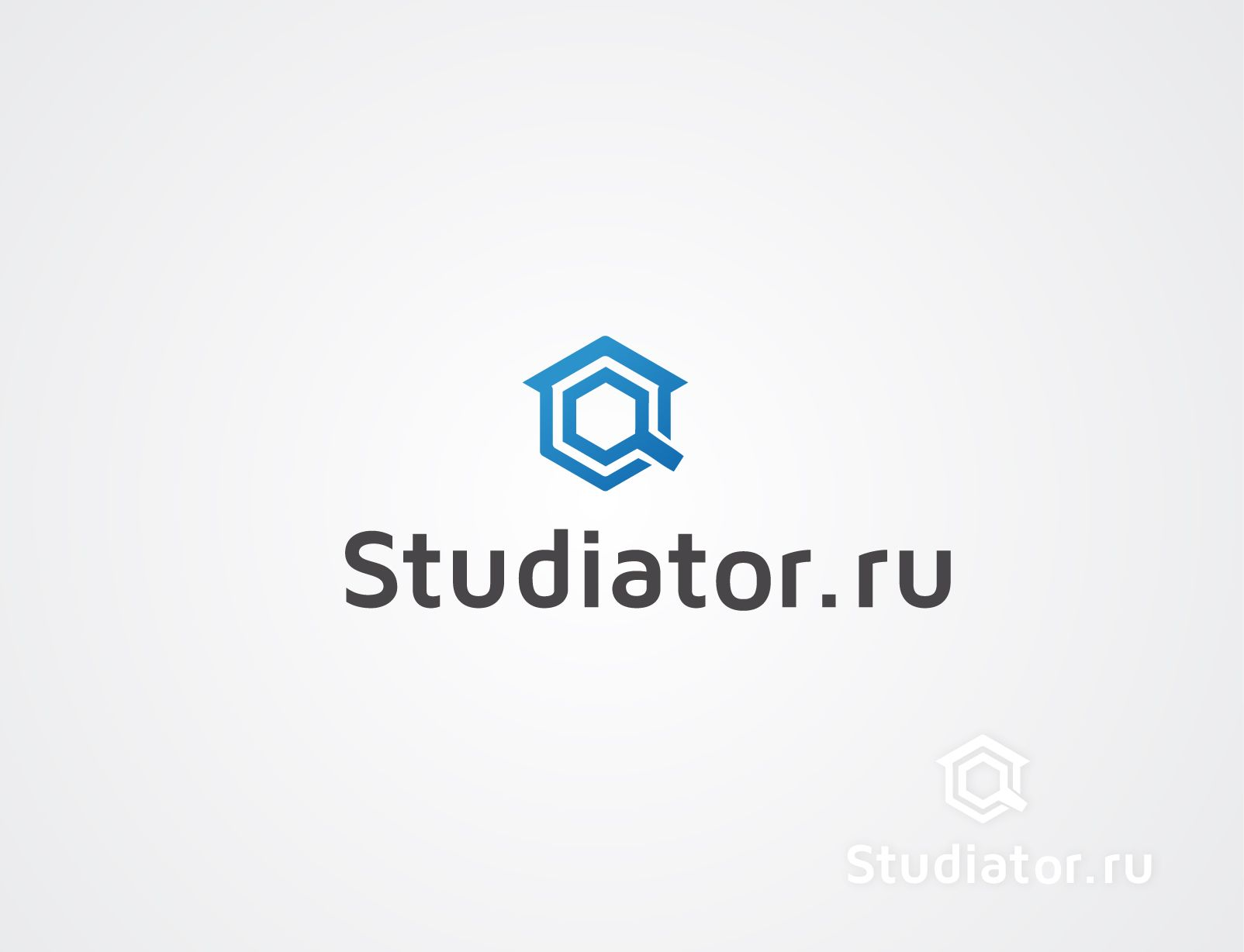 Логотип для каталога студий Веб-дизайна - дизайнер Kov-veronika