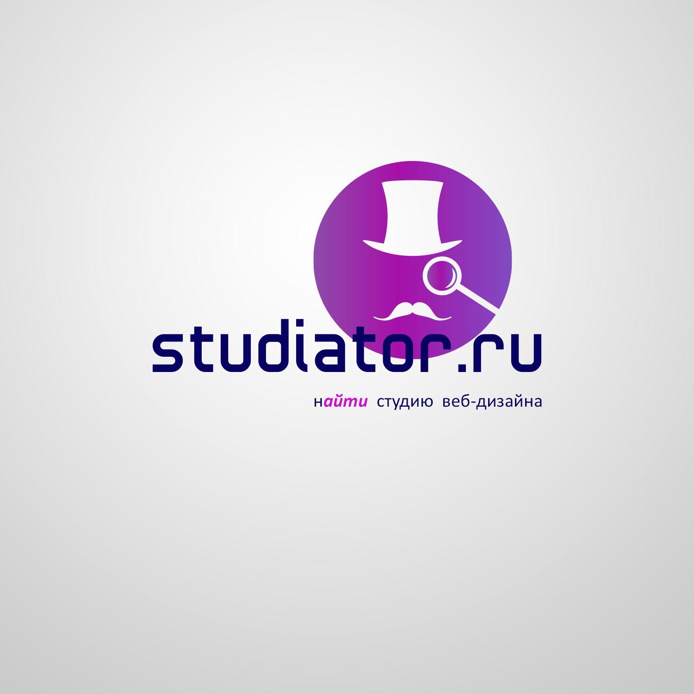 Логотип для каталога студий Веб-дизайна - дизайнер Nostr