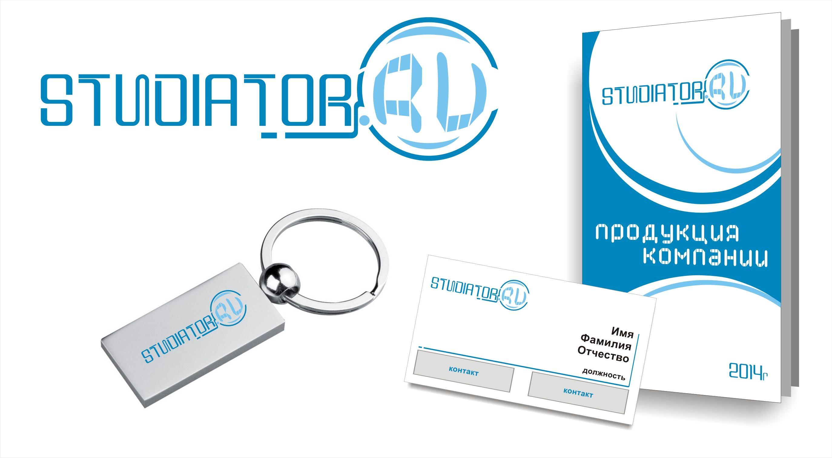 Логотип для каталога студий Веб-дизайна - дизайнер LiXoOnshade