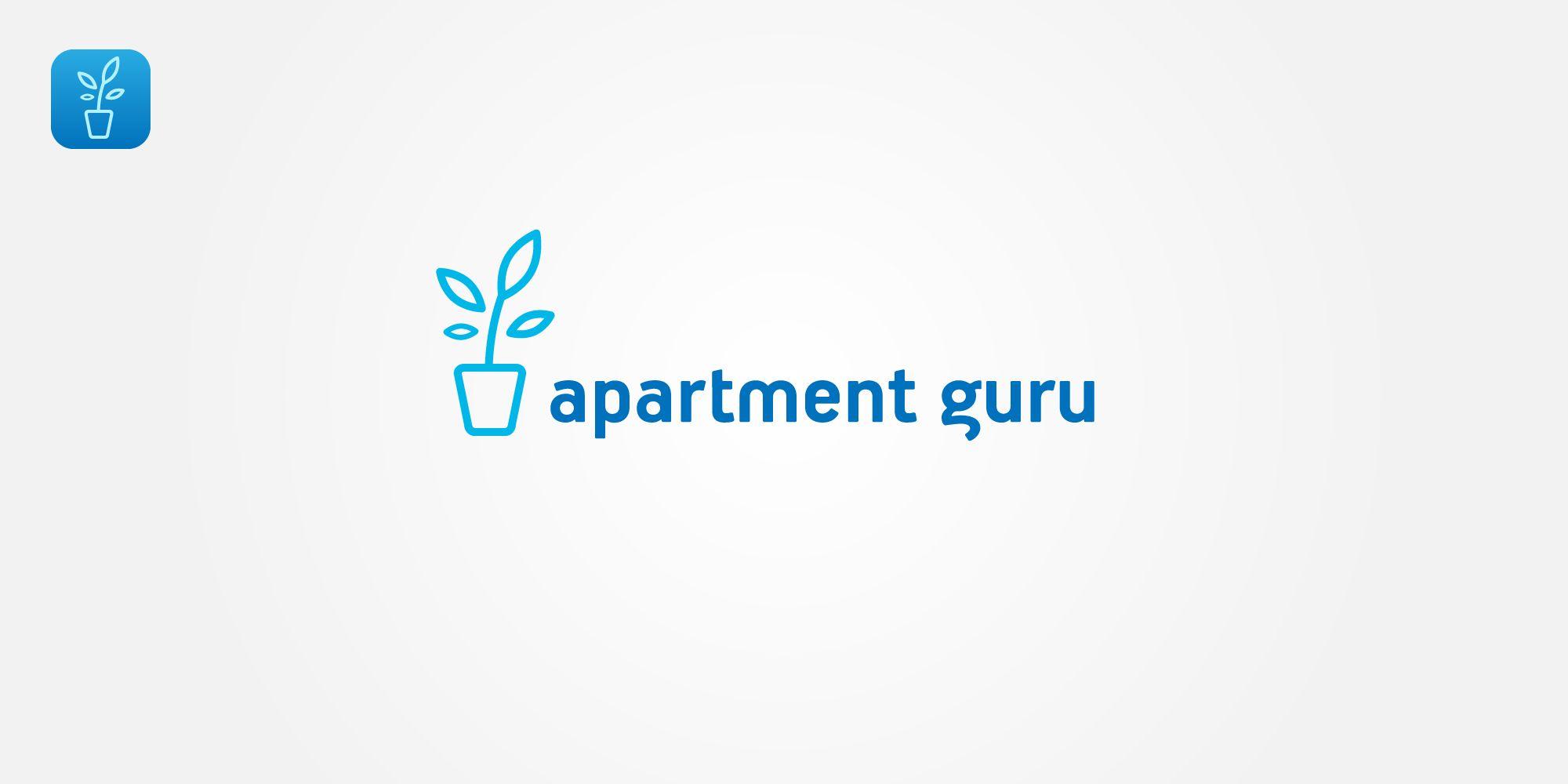 Дизайн логотипа сайта apartment guru - дизайнер e5en