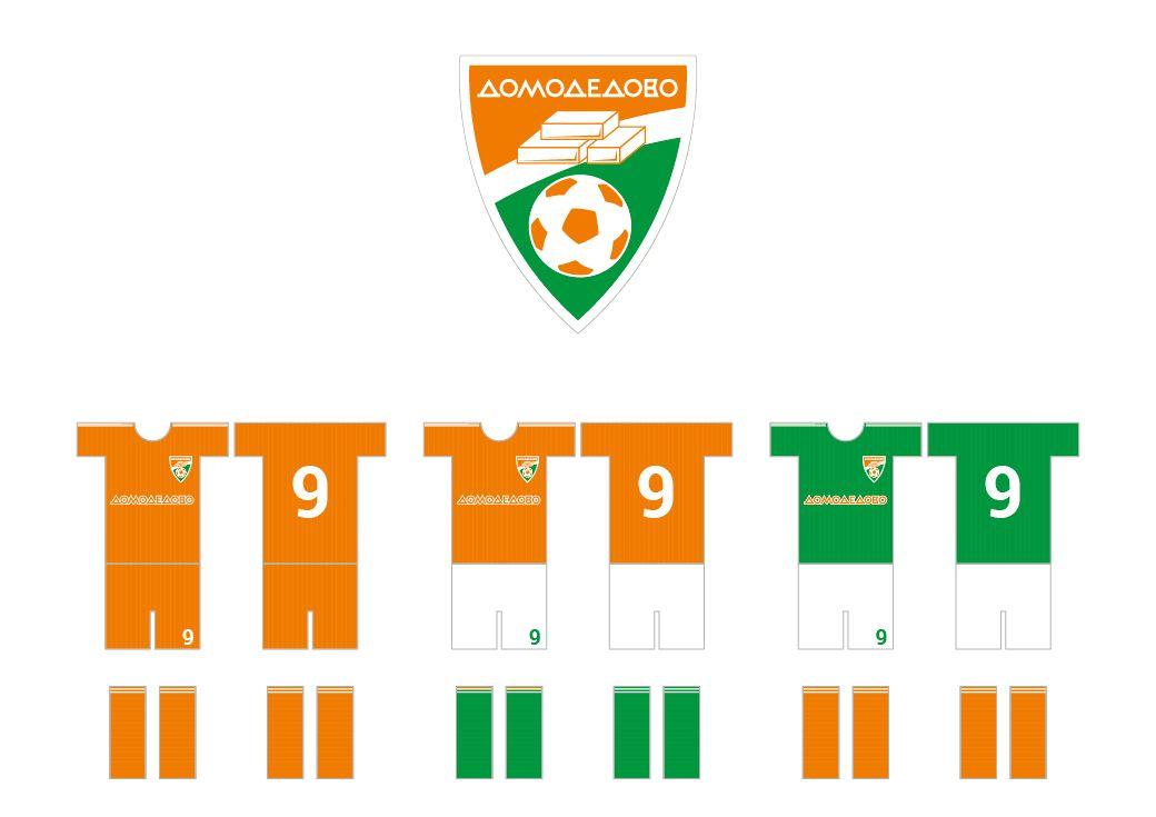 Логотип (Эмблема) для нового Футбольного клуба - дизайнер artem_de