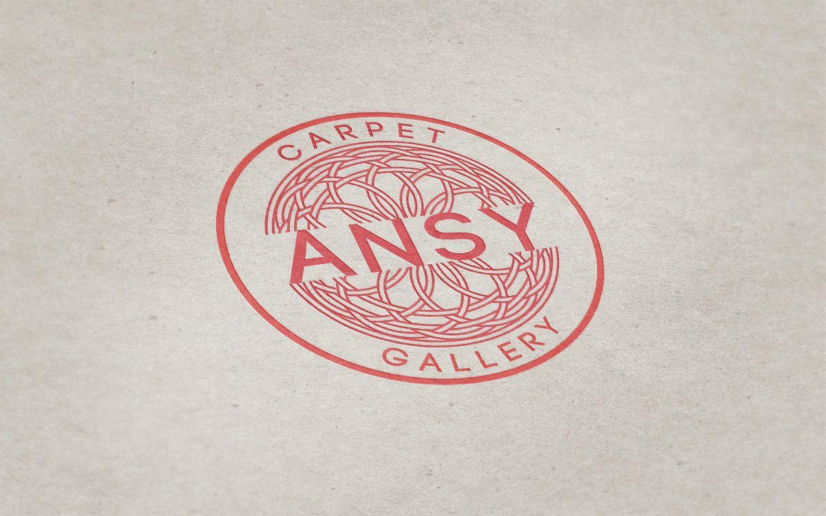 Лого для галереи ковров ручной работы - дизайнер AishaBintRashid