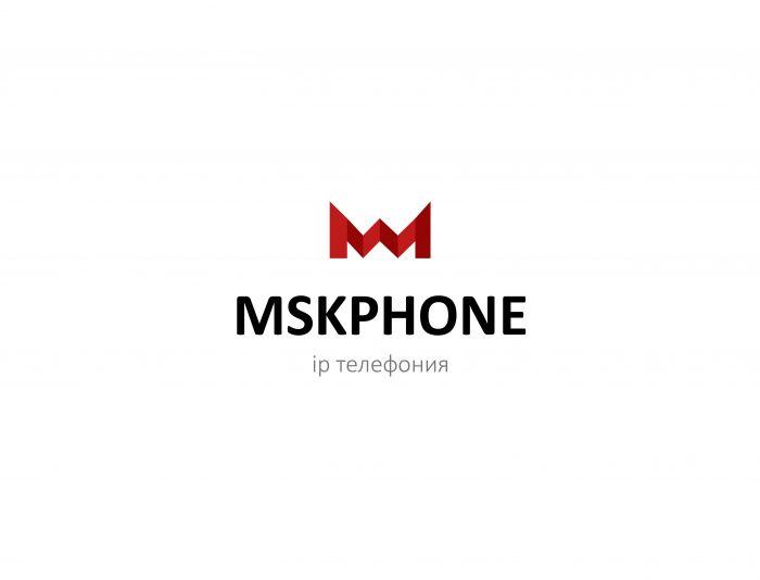 Логотип для MSKPHONE - дизайнер this_optimism