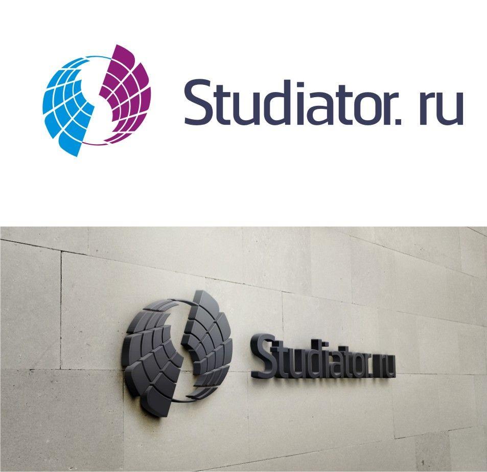 Логотип для каталога студий Веб-дизайна - дизайнер Olegik882