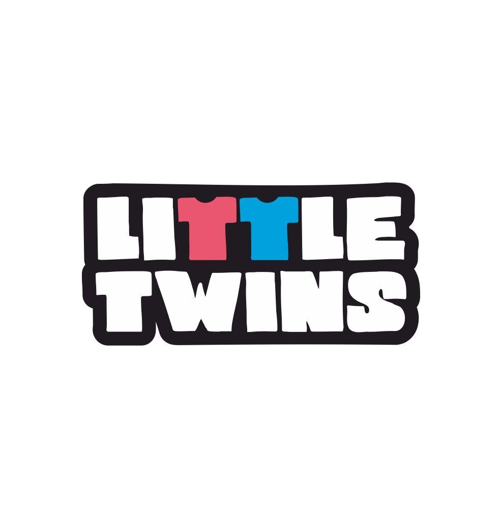 Логотип детского интернет-магазина для двойняшек - дизайнер petrik88