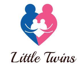 Логотип детского интернет-магазина для двойняшек - дизайнер WPArhitektor