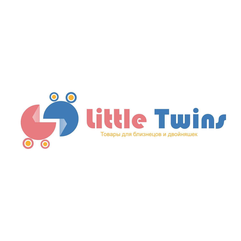 Логотип детского интернет-магазина для двойняшек - дизайнер Nikalaus