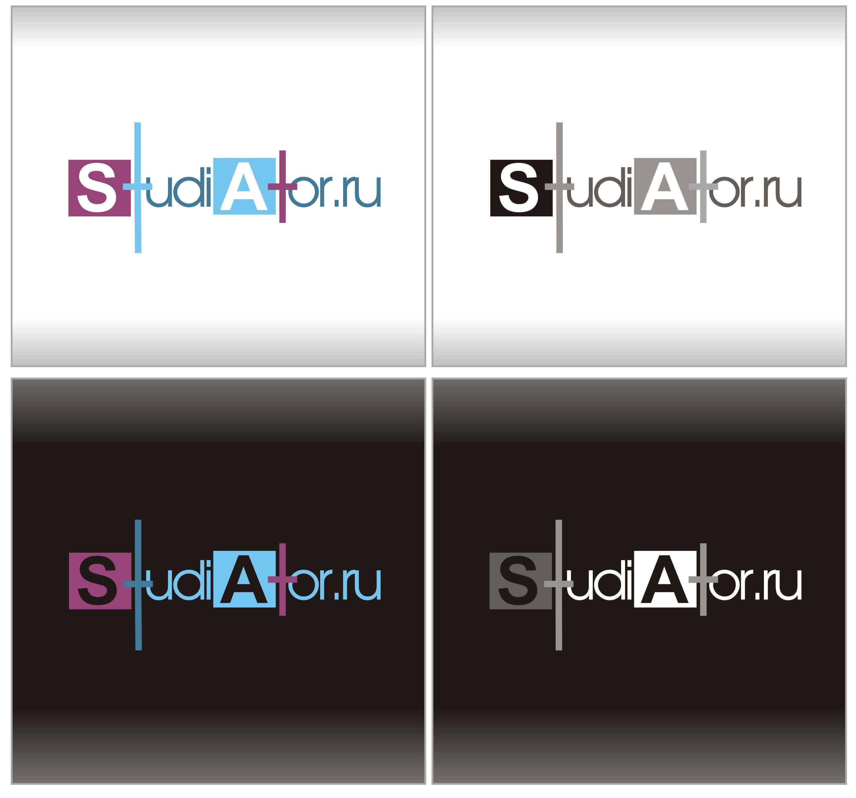 Логотип для каталога студий Веб-дизайна - дизайнер psi_33