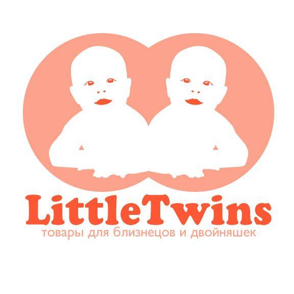 Логотип детского интернет-магазина для двойняшек - дизайнер zhutol