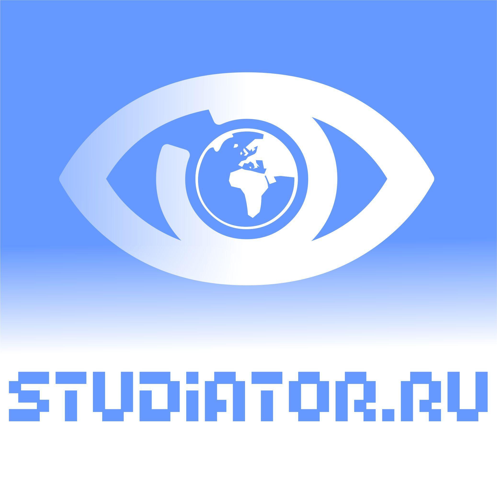 Логотип для каталога студий Веб-дизайна - дизайнер visento
