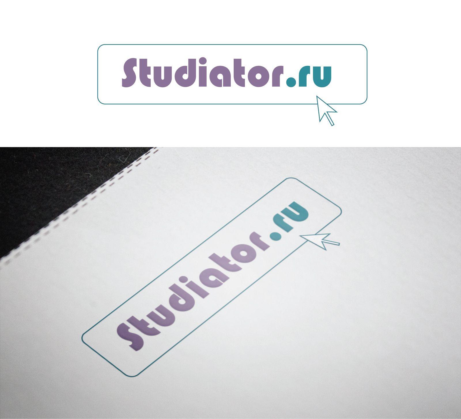 Логотип для каталога студий Веб-дизайна - дизайнер vook23