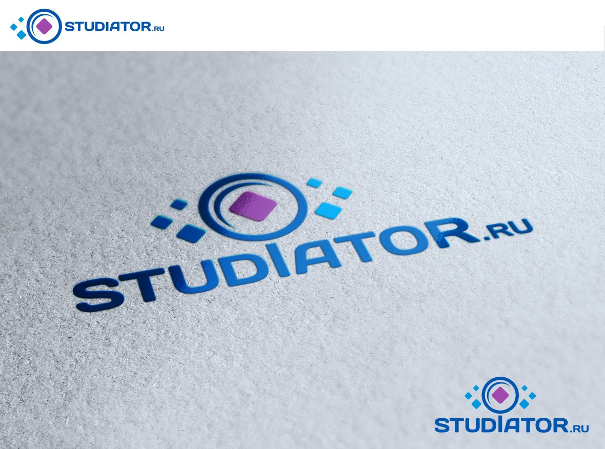 Логотип для каталога студий Веб-дизайна - дизайнер yamicodis