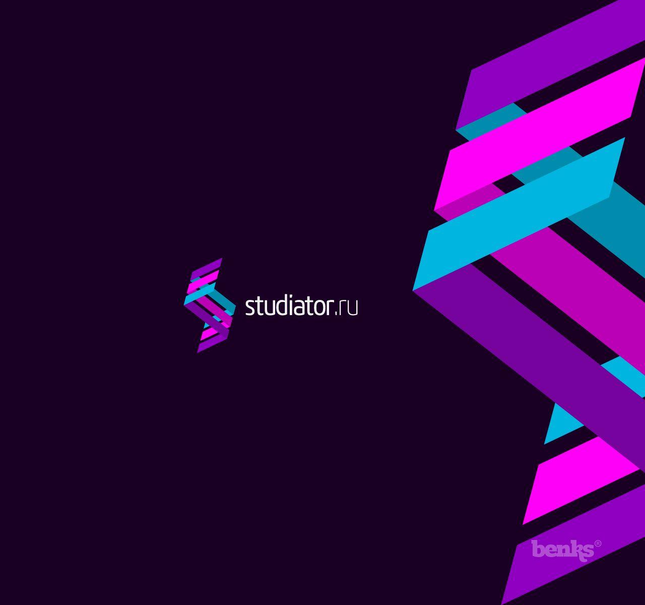 Логотип для каталога студий Веб-дизайна - дизайнер benks