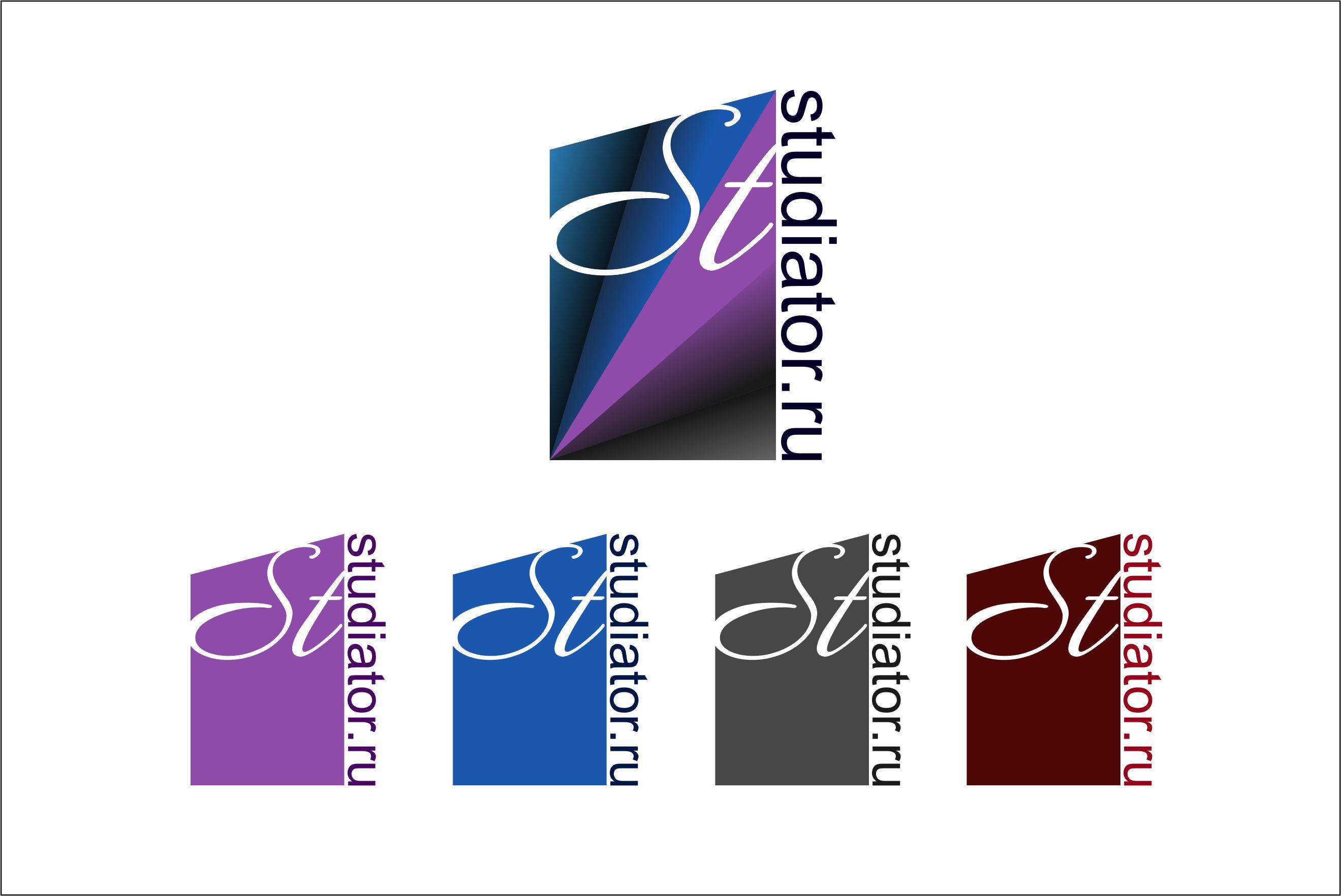 Логотип для каталога студий Веб-дизайна - дизайнер La_persona