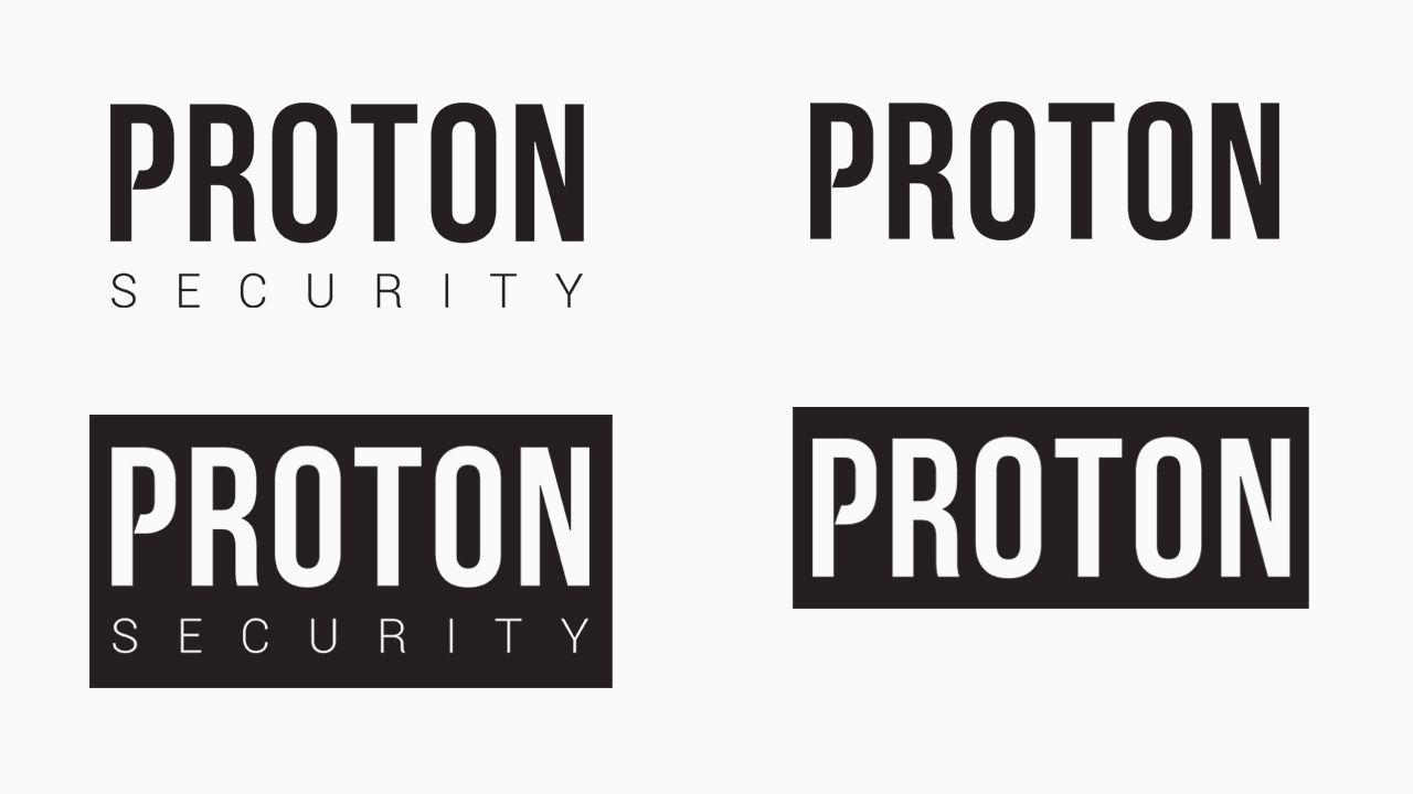 Логотип для комплексной системы безопасности - дизайнер drawmedead