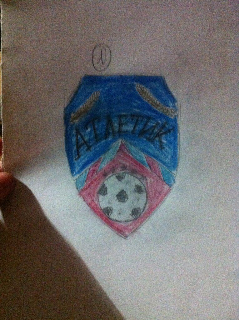 Логотип для Футбольного клуба  - дизайнер misha_fclm