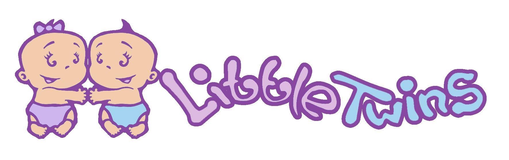 Логотип детского интернет-магазина для двойняшек - дизайнер scratcherz