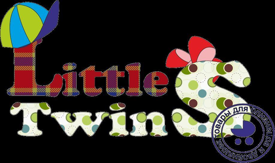 Логотип детского интернет-магазина для двойняшек - дизайнер alex-blek