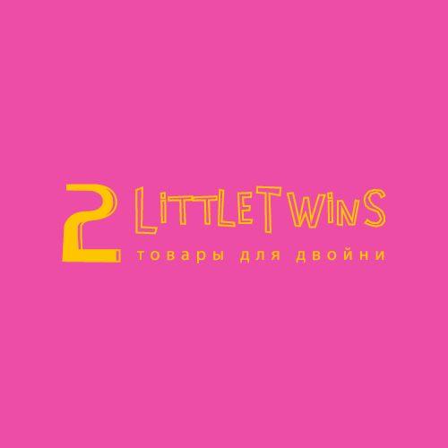 Логотип детского интернет-магазина для двойняшек - дизайнер penastudio
