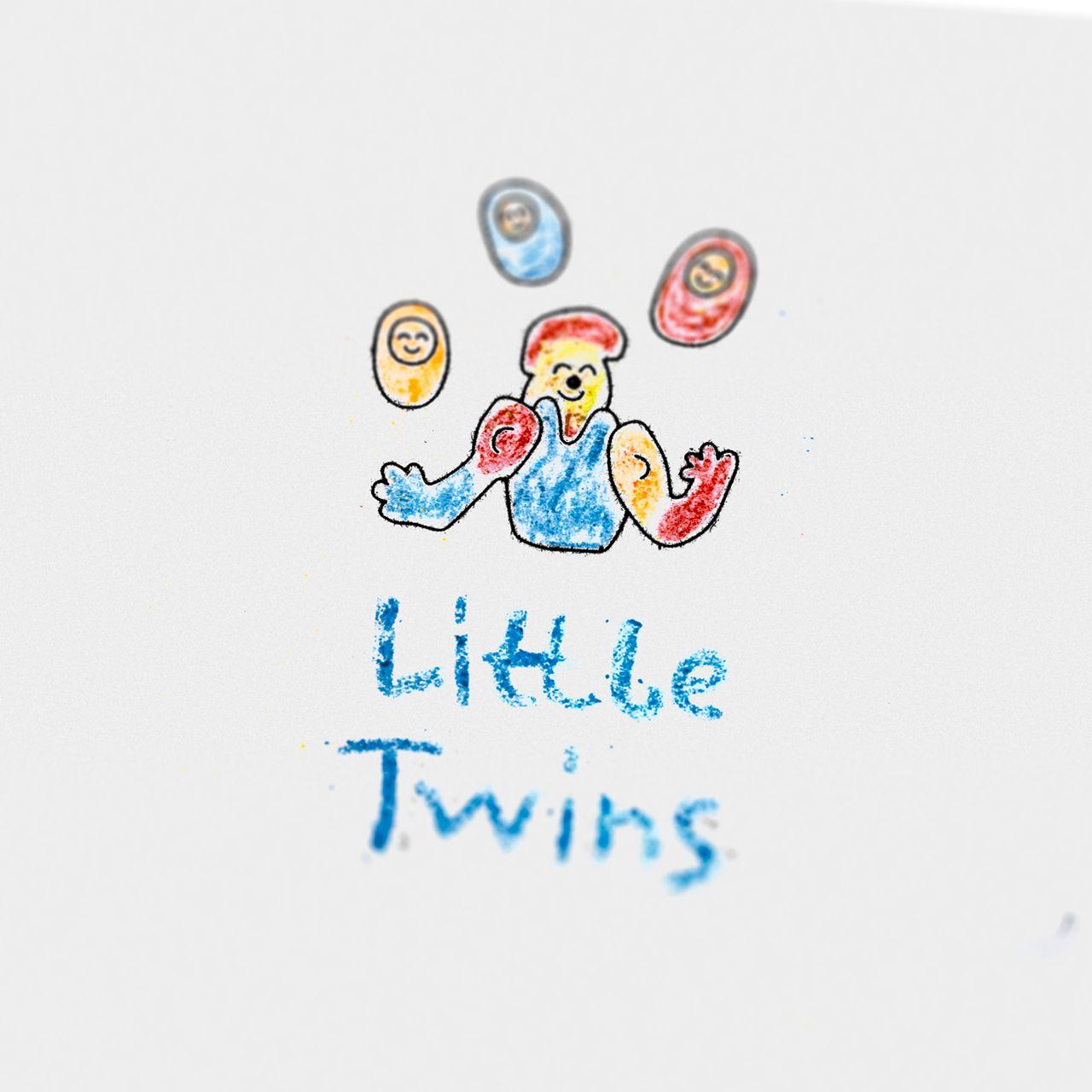 Логотип детского интернет-магазина для двойняшек - дизайнер Vor-alan