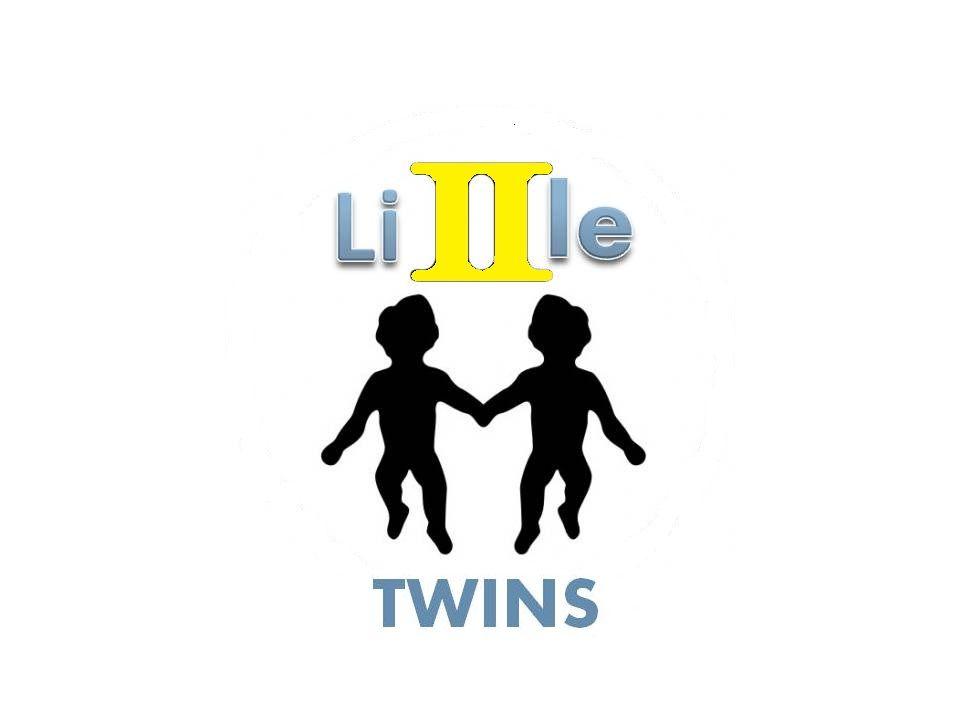Логотип детского интернет-магазина для двойняшек - дизайнер joelmadden