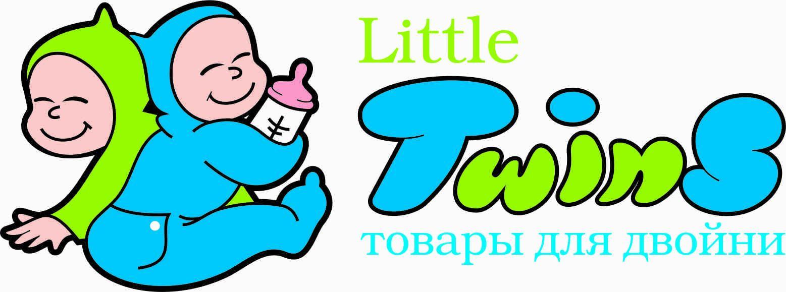 Логотип детского интернет-магазина для двойняшек - дизайнер olga_tmb_08