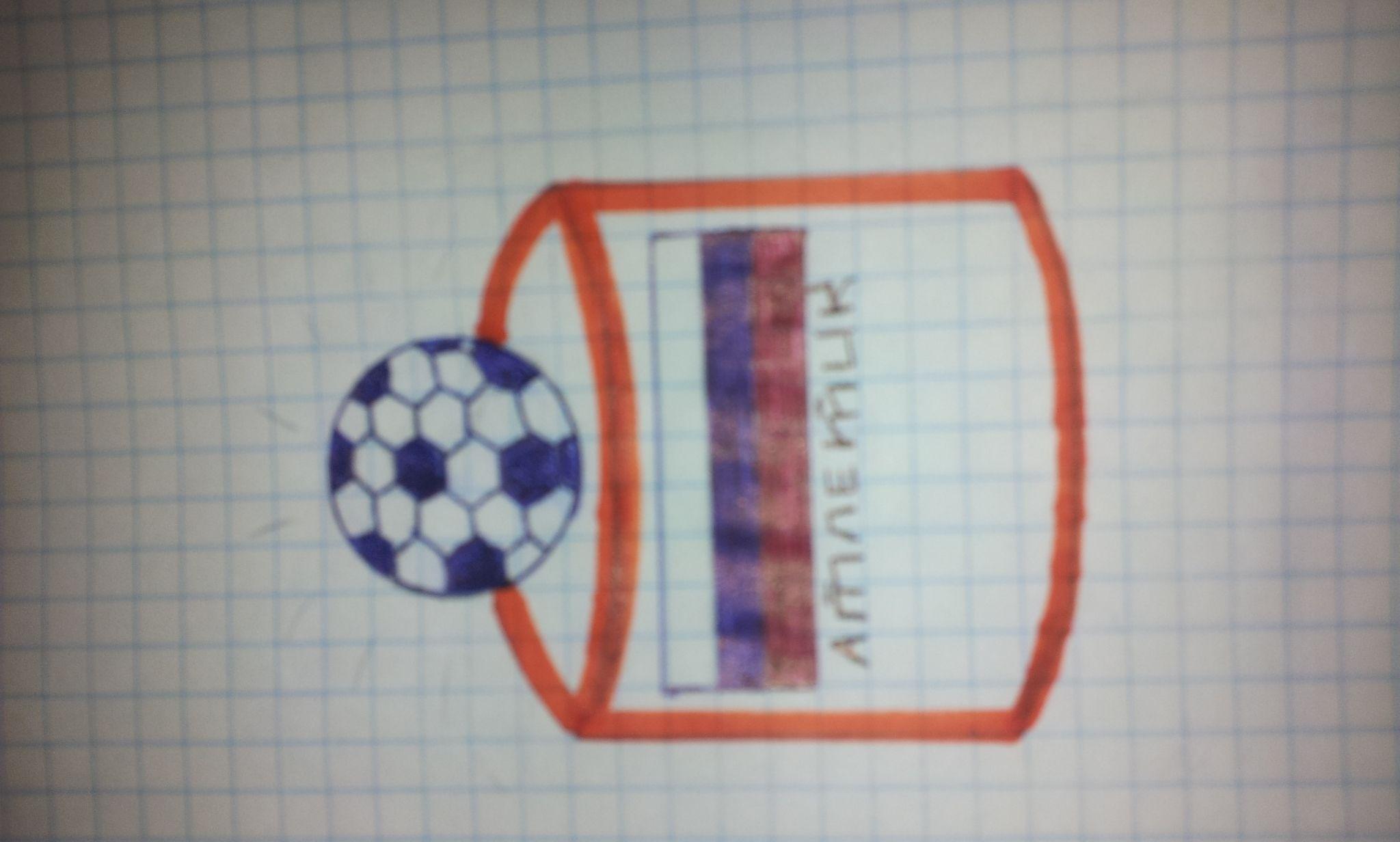 Логотип для Футбольного клуба  - дизайнер madina