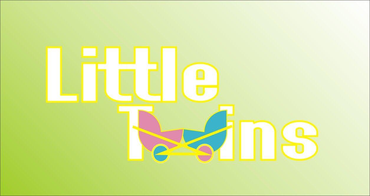 Логотип детского интернет-магазина для двойняшек - дизайнер KiraKrot