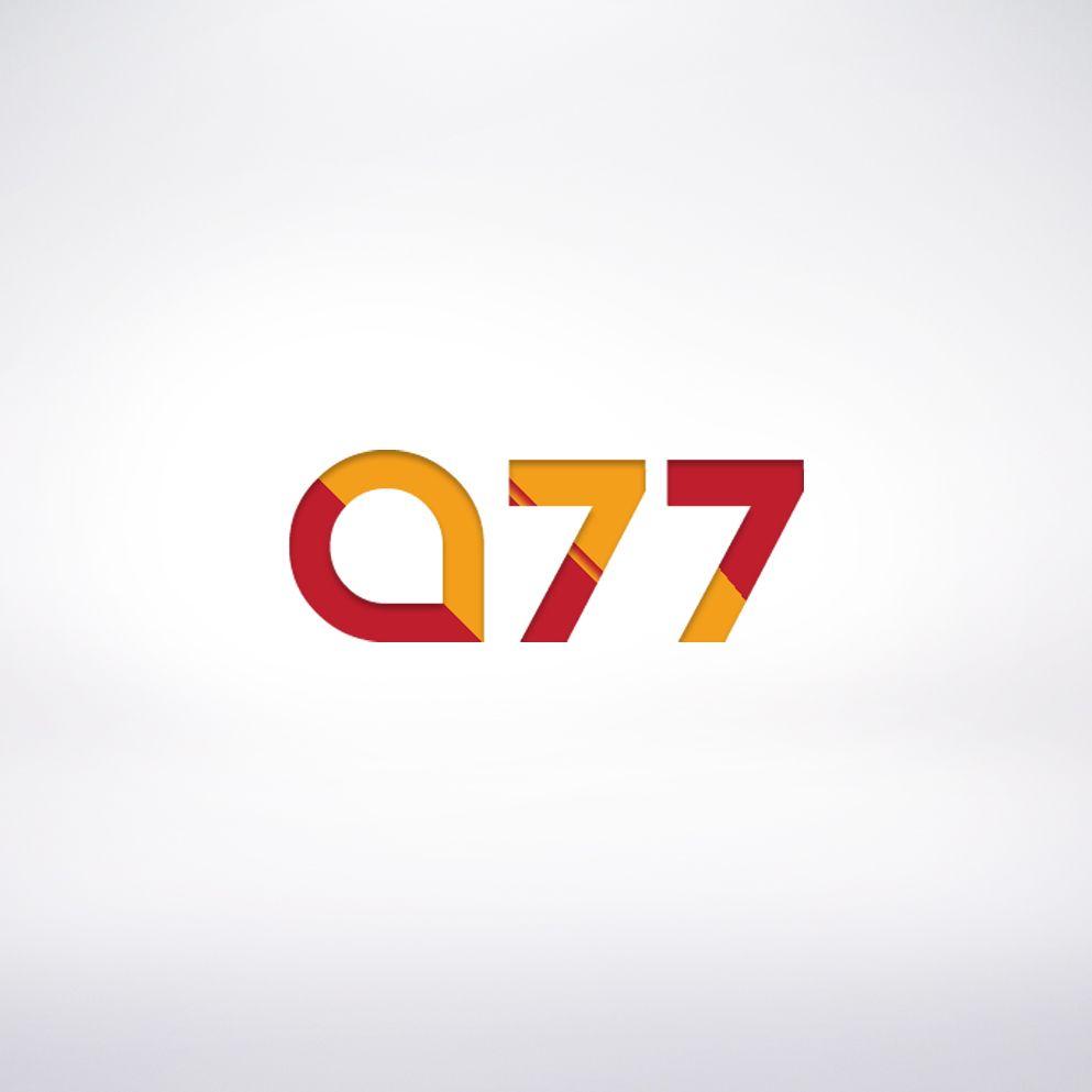 Лого для сайта по коммерческой недвижимости A77.RU - дизайнер Green