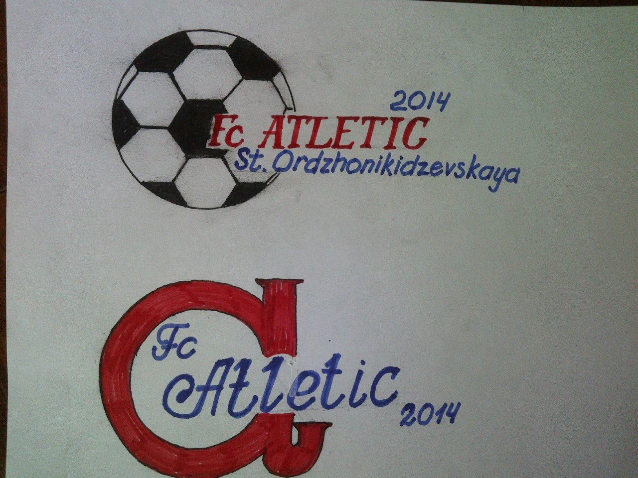 Логотип для Футбольного клуба  - дизайнер aliya1791