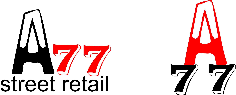 Лого для сайта по коммерческой недвижимости A77.RU - дизайнер Juuuliiiii