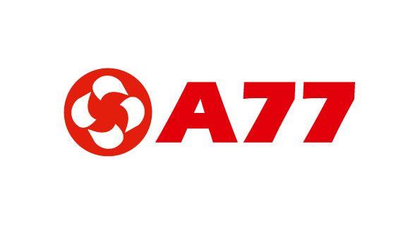 Лого для сайта по коммерческой недвижимости A77.RU - дизайнер zhutol