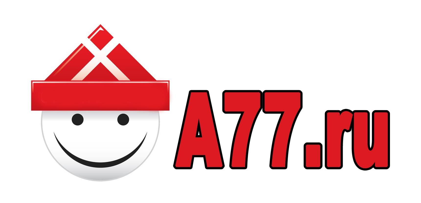 Лого для сайта по коммерческой недвижимости A77.RU - дизайнер aix23