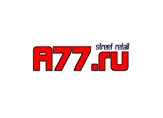 Лого для сайта по коммерческой недвижимости A77.RU - дизайнер Richi656