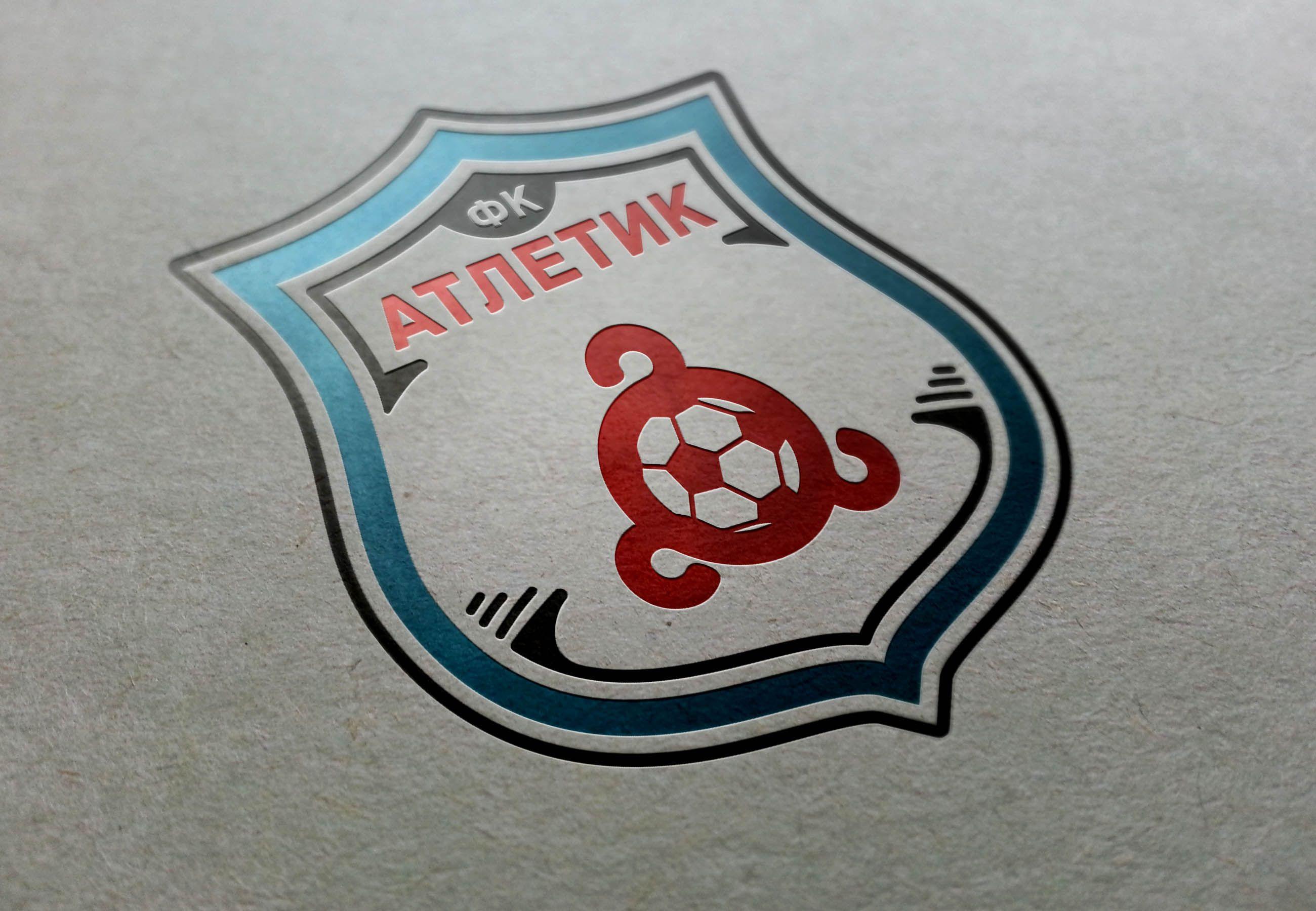 Логотип для Футбольного клуба  - дизайнер IbrAzieV