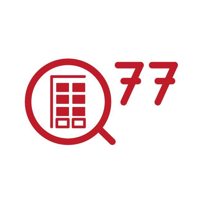 Лого для сайта по коммерческой недвижимости A77.RU - дизайнер kotesmile