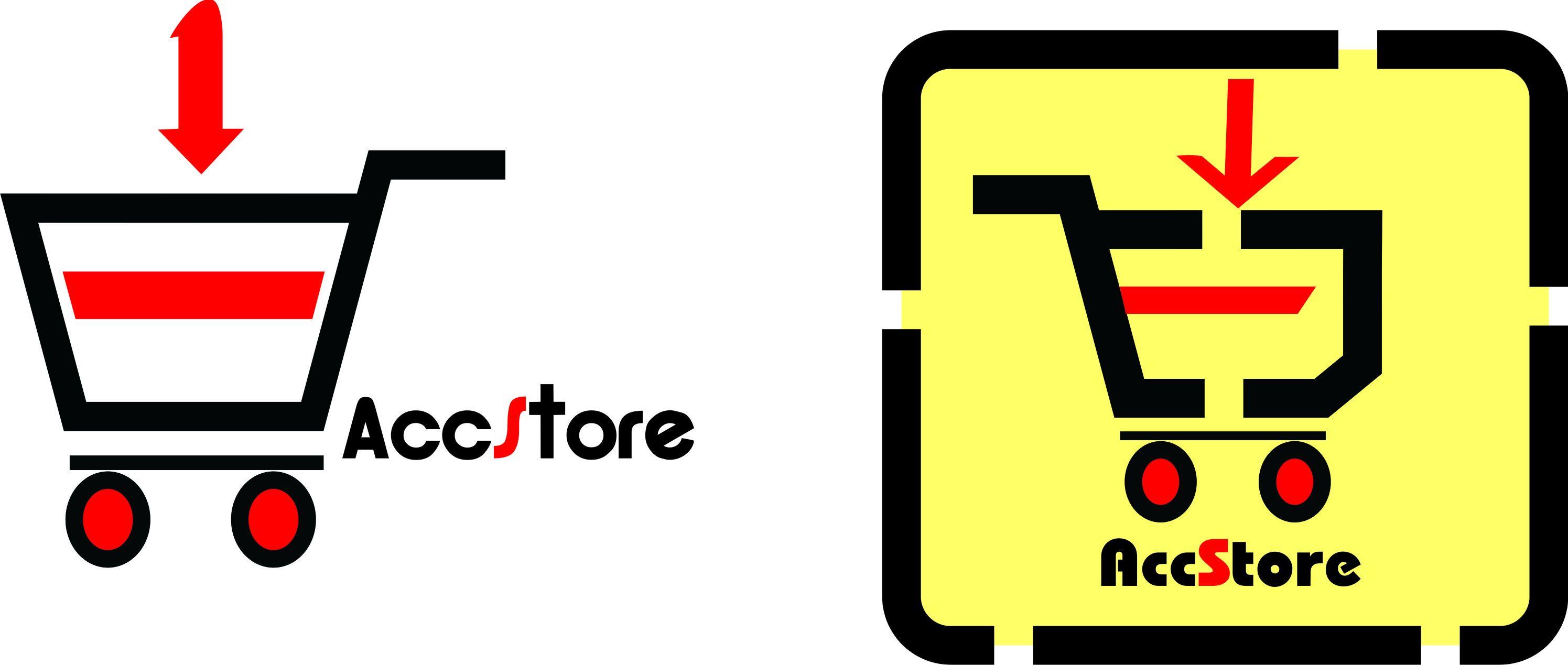 Логотип для магазина аккаунтов - дизайнер Juuuliiiii