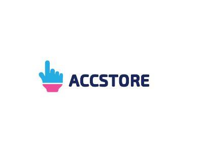 Логотип для магазина аккаунтов - дизайнер shakurov