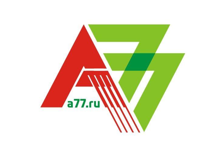 Лого для сайта по коммерческой недвижимости A77.RU - дизайнер Olegik882