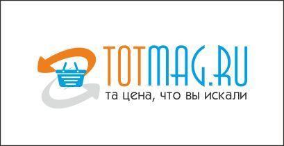 Логотип для интернет магазина totmag.ru - дизайнер elenuchka