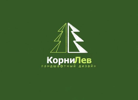 Логотип для компании КорниЛев - дизайнер MissNadia