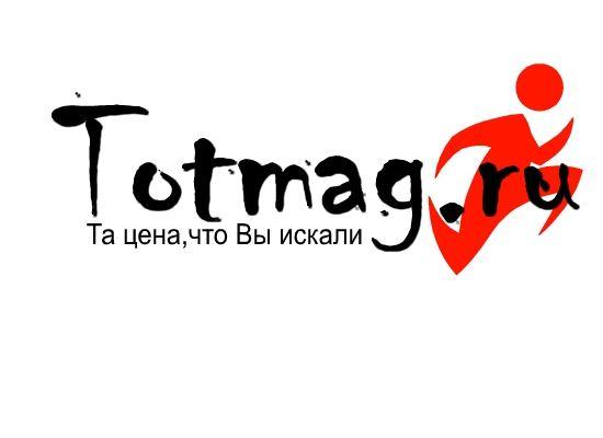 Логотип для интернет магазина totmag.ru - дизайнер jokito