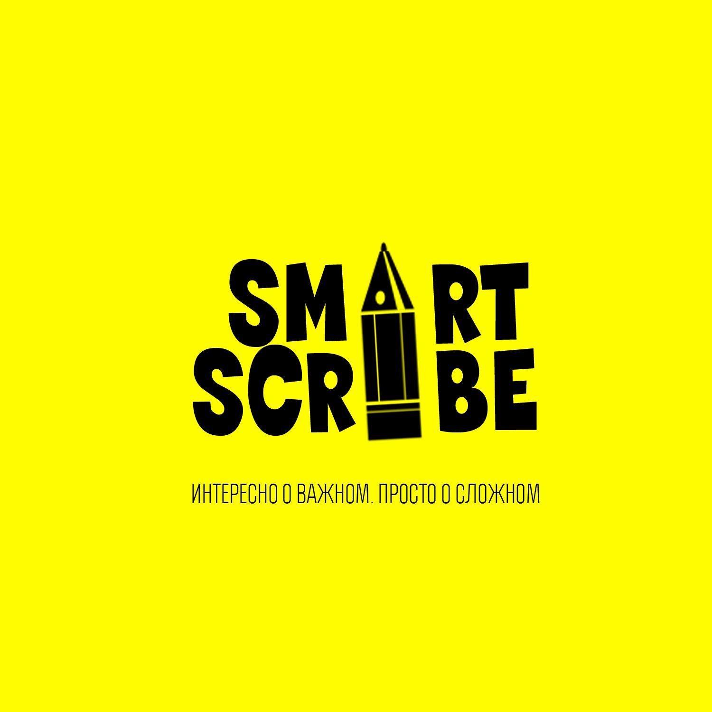 Лого, визитка и шаблон презентации для SmartScribe - дизайнер Green