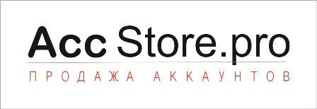 Логотип для магазина аккаунтов - дизайнер design-excort